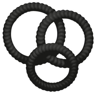 Penisring schwarz
